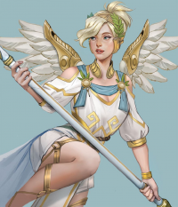 Mercy/Valkyrie from Mstrmagnolia