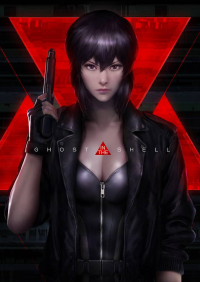 Motoko Kusanagi from johnsonting