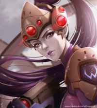 Widowmaker from ♥