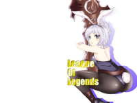 Riven/Bunny from Unknown Artist
