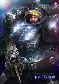 Jim Raynor from badbear