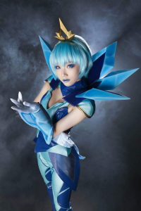 Miyuko Cosplayer as Lux