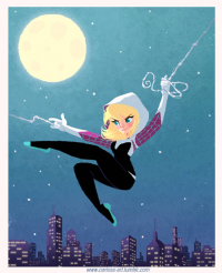 Spider Gwen from Carissa Harris