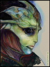 Thane Krios from sniperdusk
