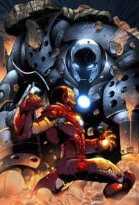 Iron Man from Ander Zarate