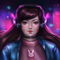 D.Va from Nindei
