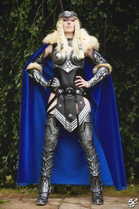 Laura Jansen as Valkyrie