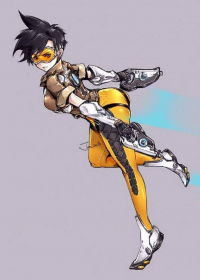 Tracer from Relax 絵