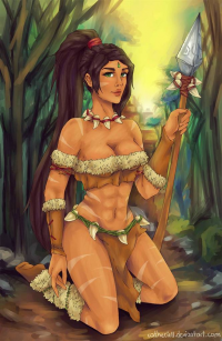 Nidalee from catherie11