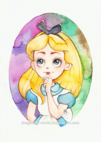 Alice Liddell from Dragonfly-world