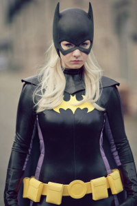 Aigue Marine as Batgirl