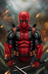 Deadpool from Andrew Sebastian Kwan