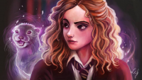 Hermione Granger from Camille Fourcade