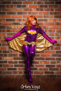 Fanini Rabbids as Batgirl