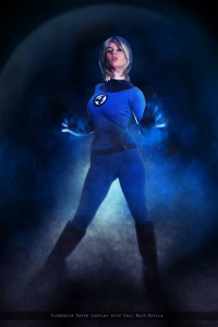 Florencia Jillian Sofen as Sue Storm
