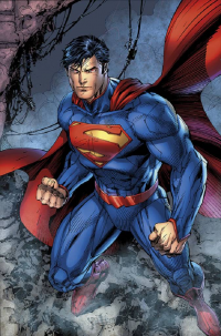 Superman from Alex Sinclair