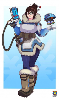 Mei from Kyoffie Ilustrator