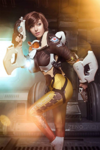Anni the Duck as Tracer
