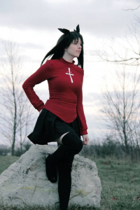 Lossien as Rin Tohsaka