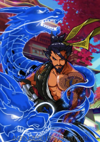 Hanzo from Abylaikhan