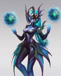 Syndra from Zeronis-art