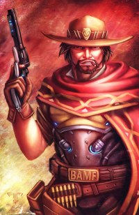 McCree from Amir Mohsin