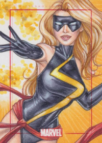 Ms. Marvel from Dangerous-Beauty778
