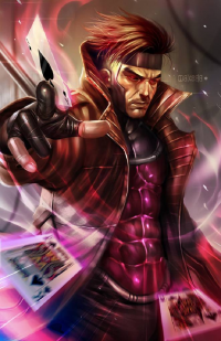 Gambit from Alex Malveda