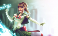 Sailor Jupiter from Leandro Franci