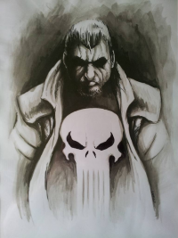 Punisher from Mark Lauthier