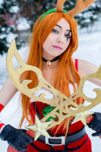 Angel Mia Cosplay as Katarina