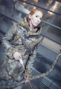 Laura Jansen as Ygritte