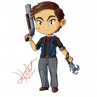 Booker DeWitt from Hahnt
