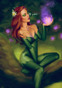 Poison Ivy from Leandrofranci
