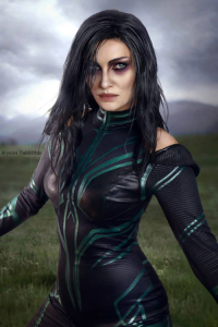 Alyson Tabbitha as Hela