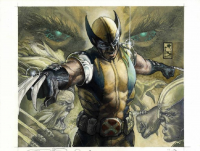 Wolverine from Simone Bianchi