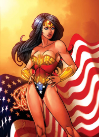 Wonder Woman from Jamie Fay