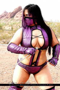 Sevathe as Mileena
