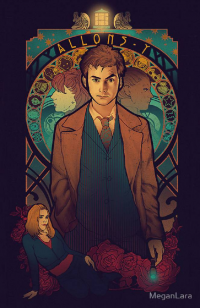 10th Doctor from MeganLara