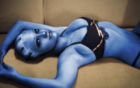 Liara T'Soni from Rendereffect-dan