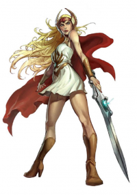 She-Ra from Alvin Lee