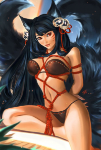 Ahri from Taiss14