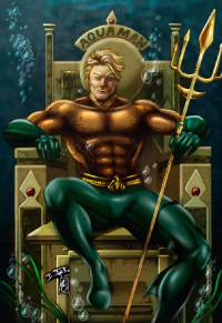 Aquaman from Henrique