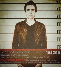 Neville Longbottom from Pragmatique