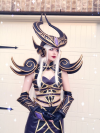 Bitterblackberry as Syndra