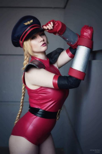 Aya Coplay as Cammy White/Bison
