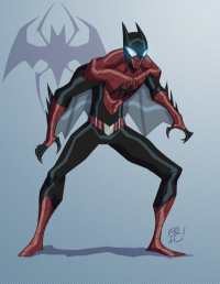 Batman/Spider-Man from Eric Guzman
