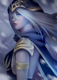 Ashe from Ling