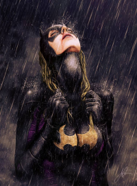 Batgirl from Aaron Page