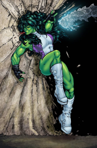 She-Hulk from Andrew R